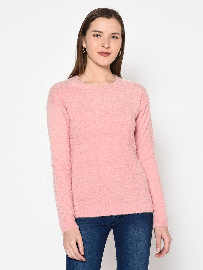 Women's Blush Sweaters