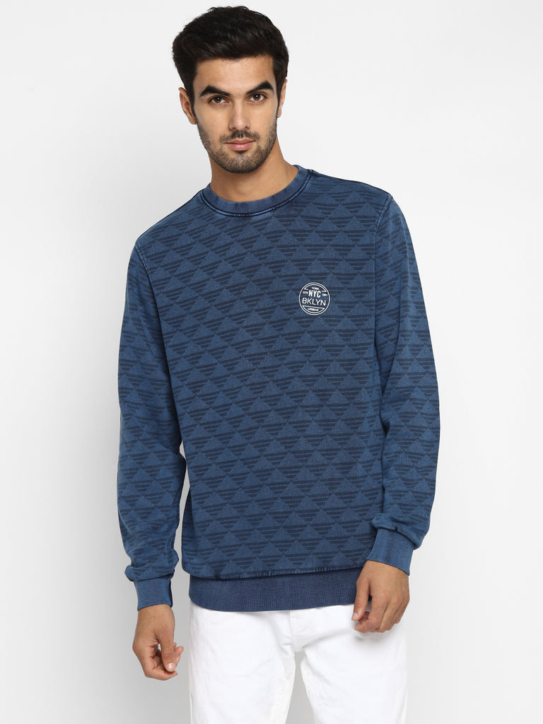 Men's INDIGO Sweatshirt