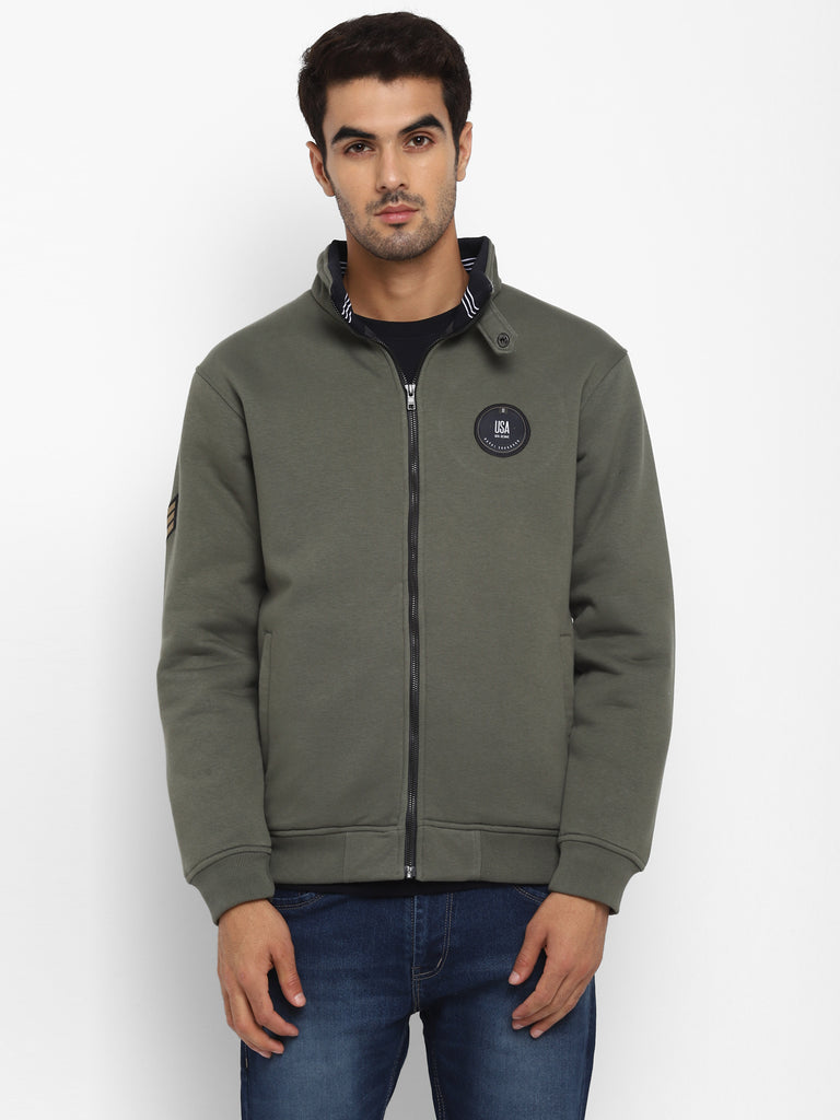 Men's OLIVE Sweatshirt
