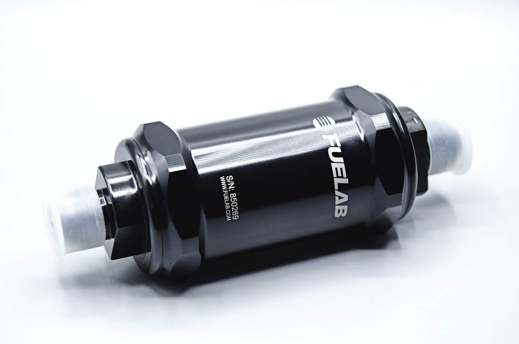 Fuel Lab 81833-1 Black Filter