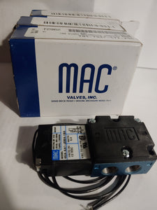 MAC 4 PORT BOOST SOLENOID