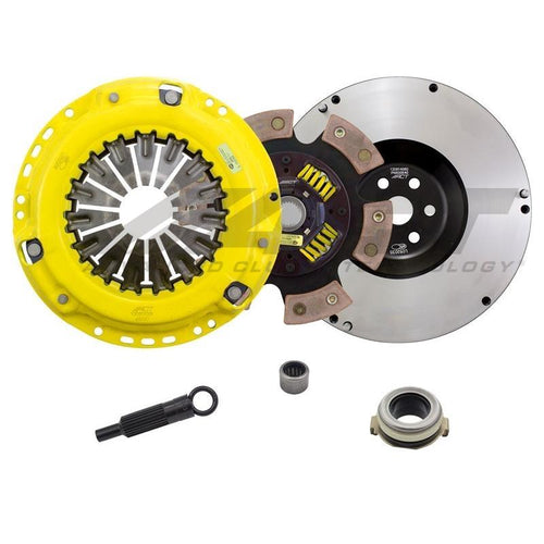 ZX5-HDG6 MAZDASPEED CLUTCH/FLYWHEEL COMBO