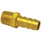 Fuel Line Barb Fitting - Multiple Sizes