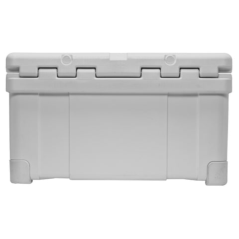 Renegade 35 Liter / 37 Quart Cooler with drain plug light - Gray