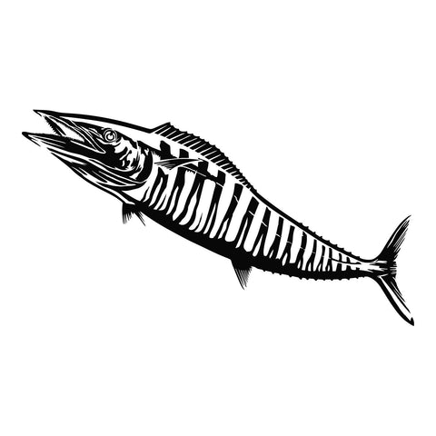 Fish Decals