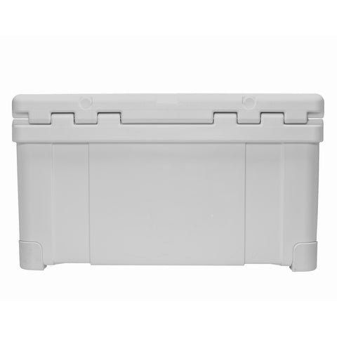 Renegade 75 Liter / 79 Quart Cooler with drain plug light - Gray