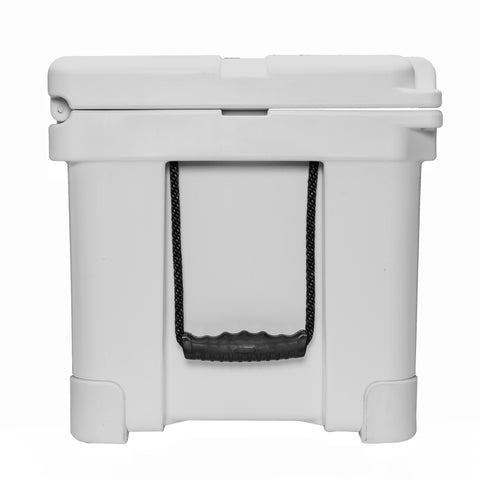 Renegade 55 Liter / 58 Quart Cooler with drain plug light - Gray