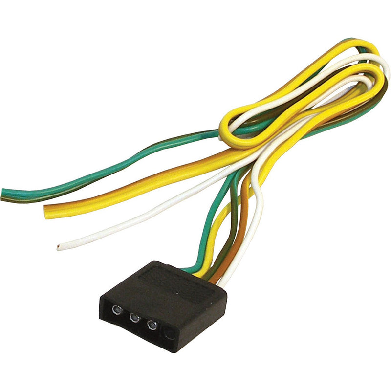 4-Way Trailer Wiring Connectors