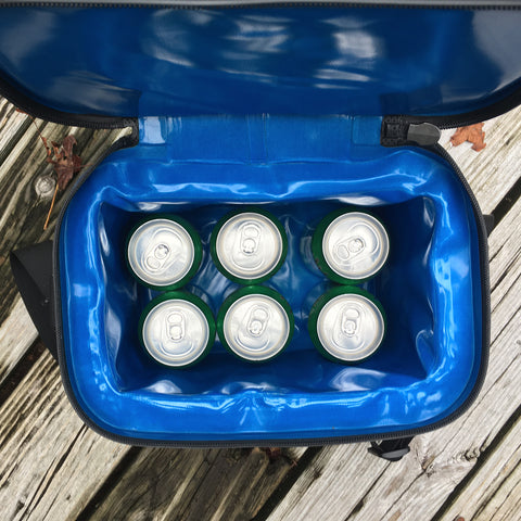 Renegade Blue 7 Liter Soft Cooler