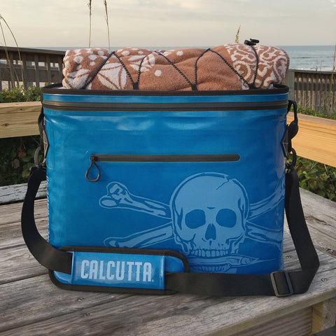 Renegade Blue 30 Liter Soft Cooler