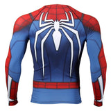 Spiderman OG BJJ Rashguard Tops