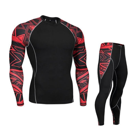 No Gi Red Electricity Bundle