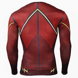Flash BJJ Rashguard (LS) Cosplay