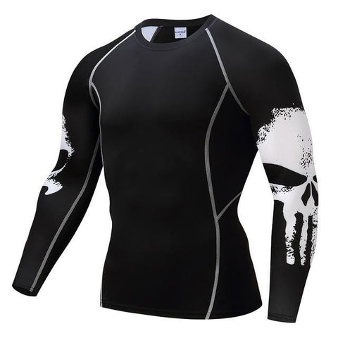 Punisher Rashguard