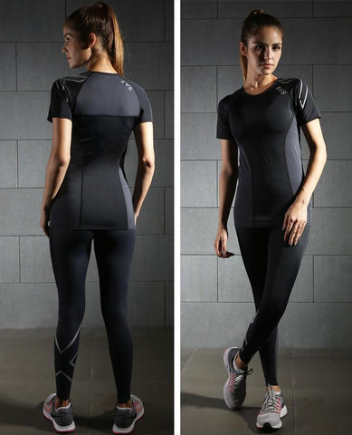 Women's X-Guard No Gi Bundle (SS) Bundles Black / S