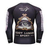 Armed & Dangerous Grapple Guard Rashguards