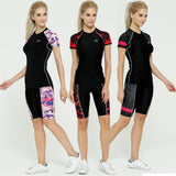 Women's Red Electricity BJJ Short Set Bundles