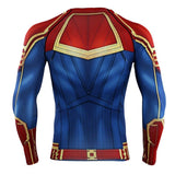 Captain Marvel BJJ Rashguard no gi