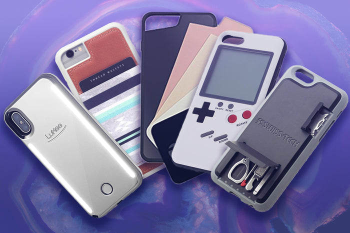17 Unique Phone Cases That Do More Than Just Protect
