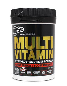 Body Science Multivitamin