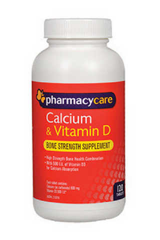 Calcium and Vitamin D