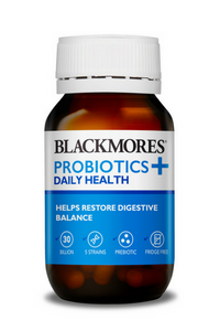 Probiotics + Daily health
