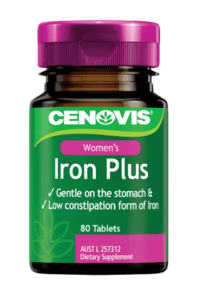 Womens Iron Plus
