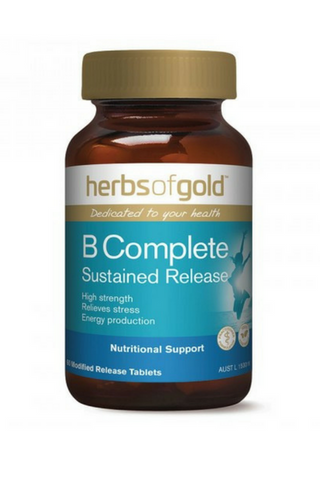 B Complete Sustained Release