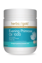 Load image into Gallery viewer, Evening primrose Oil 1000