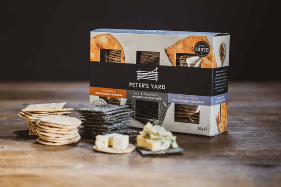 Sourdough Crispbread Selection Box of 3