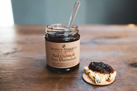 Red Onion & Port Marmalade