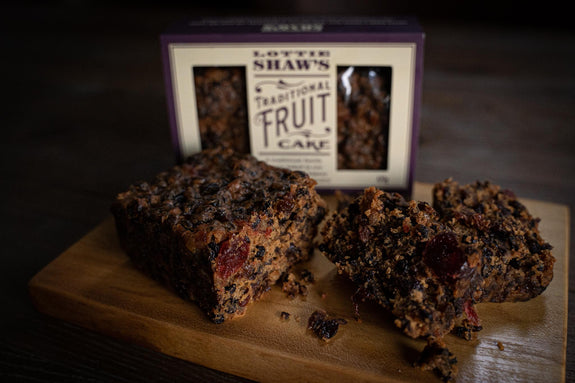 Lottie Shaw's Traditional Fruit Cake