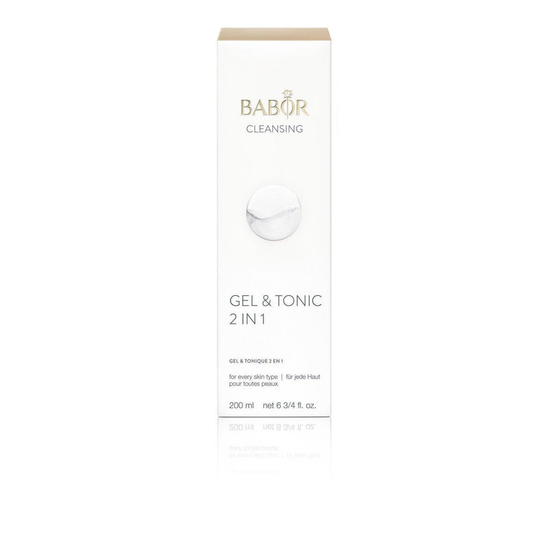 Babor Cleansing Gel&Tonic - beautydreams24.de