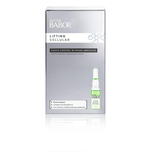 Doctor Babor Lifting Cellular Youth Control Bi-Phase Ampoule - beautydreams24.de