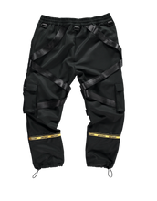 Black Tech Pants