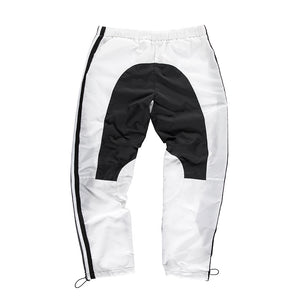 Black Racing Pants