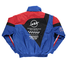 Red Racing Jacket