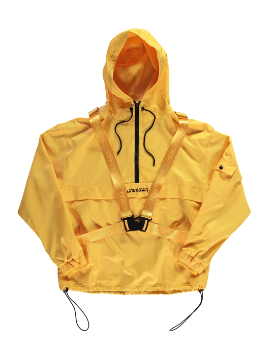 Yellow Tech Jacket