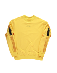 Yellow Tech Crewneck
