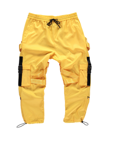 Yellow Tech Pants