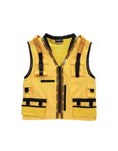 Yellow Tech Vest