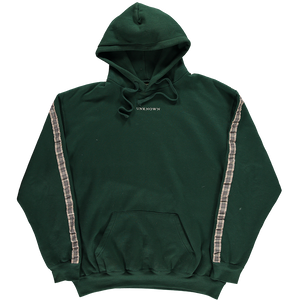 Bottle Green Blurberry Hoodie