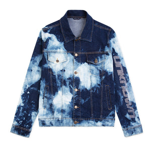 Navy Dye Denim Jacket