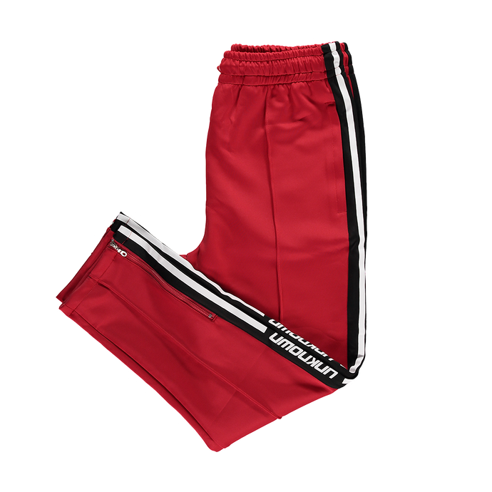 Red ESPN Joggers