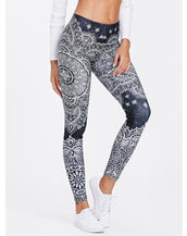 Ornate Print Leggings