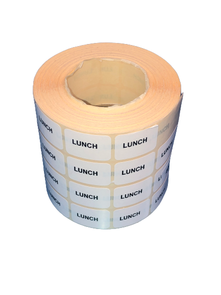 Lunch Overlay Labels