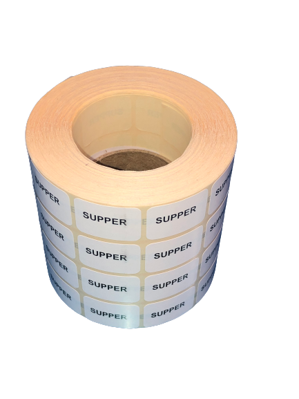 Supper Overlay Labels