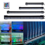 25CM 31CM 47CM 55Cm Rgb Air Bubble Aquarium Led Lighting Neddykkelig Fish Tank Decoration Light 16