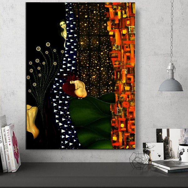 High Quality Giclee Print Gustav Klimt Giclee Canvas Wall Art Decor Poster Painting Print On Canvas