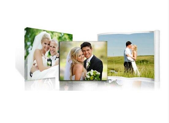 Custom Canvas Photo Print Turn Your Favorite Photos Into Framed Art (Free Shipping)